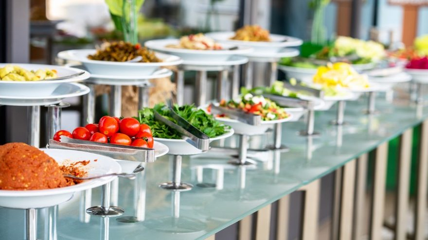 Five Tips for Enjoying a Buffet without Getting Sick