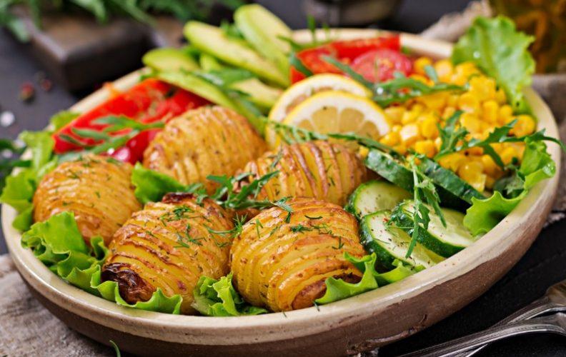 Vegan Potato Toppings