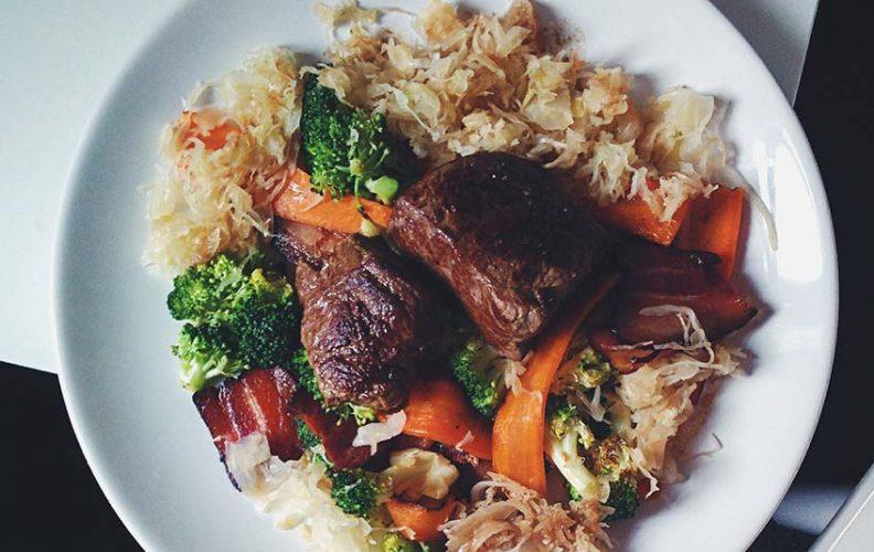 Pot Roast Sides