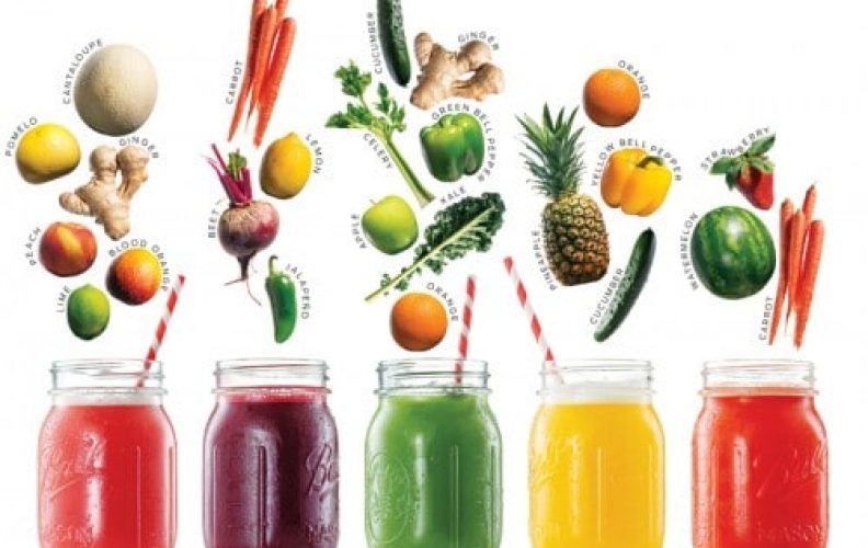 Looking at the benefits of juicing