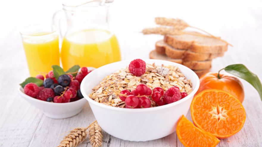 10 Quick Healthy Breakfast Ideas
