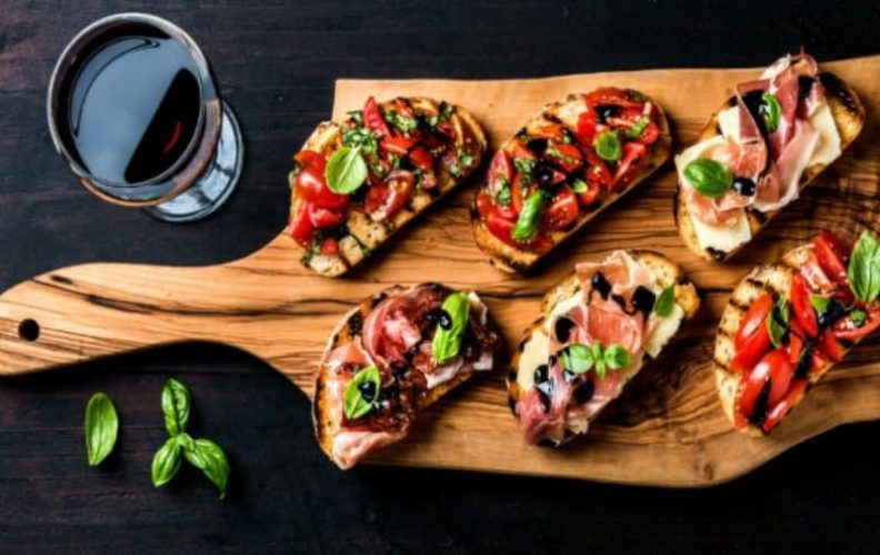 Best Bruschetta Toppings