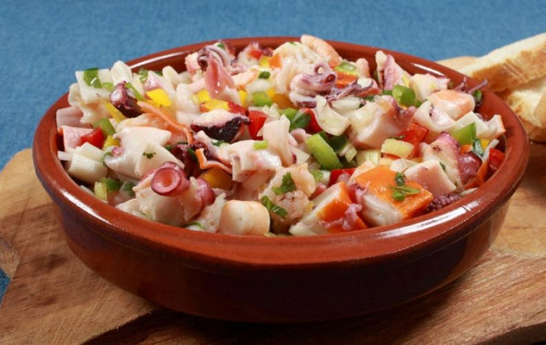 What Goes with Cevichi