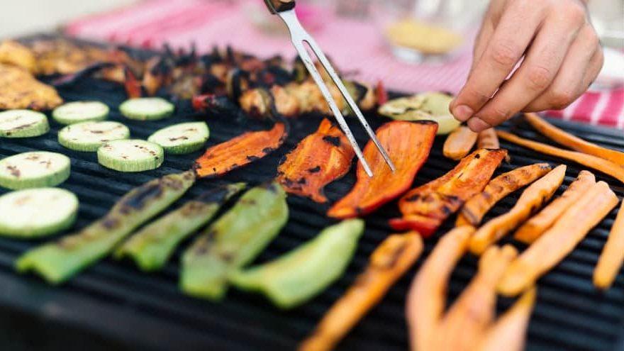 Tips for grilling vegetables