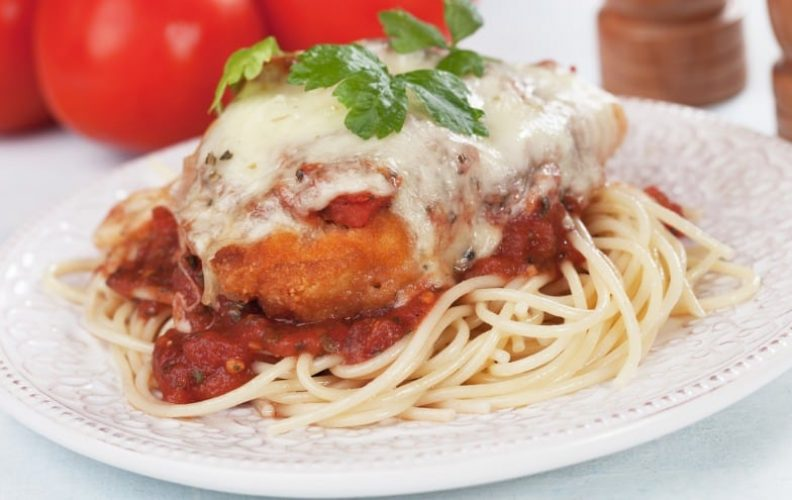 How to Reheat Chicken Parmesan