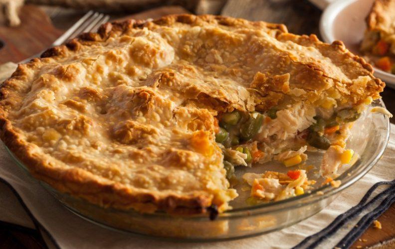 How to Reheat Chicken Pot Pie
