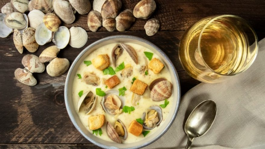 Types of Clam Chowder