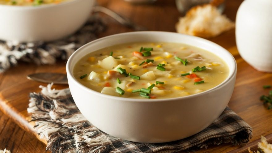 What to Serve with Corn Chowder