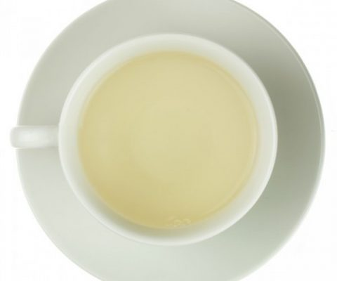 White tea and caffeine