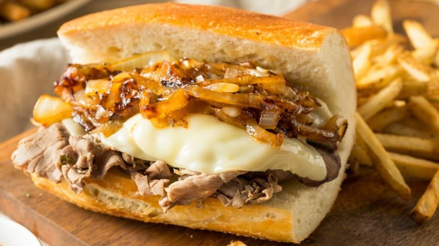 What Goes With French Dip Sandwiches