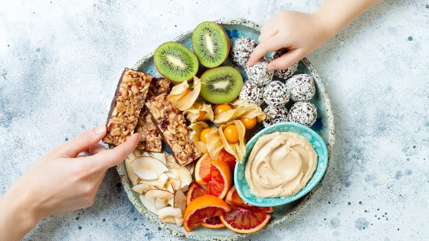 healthy snacks for after workouts