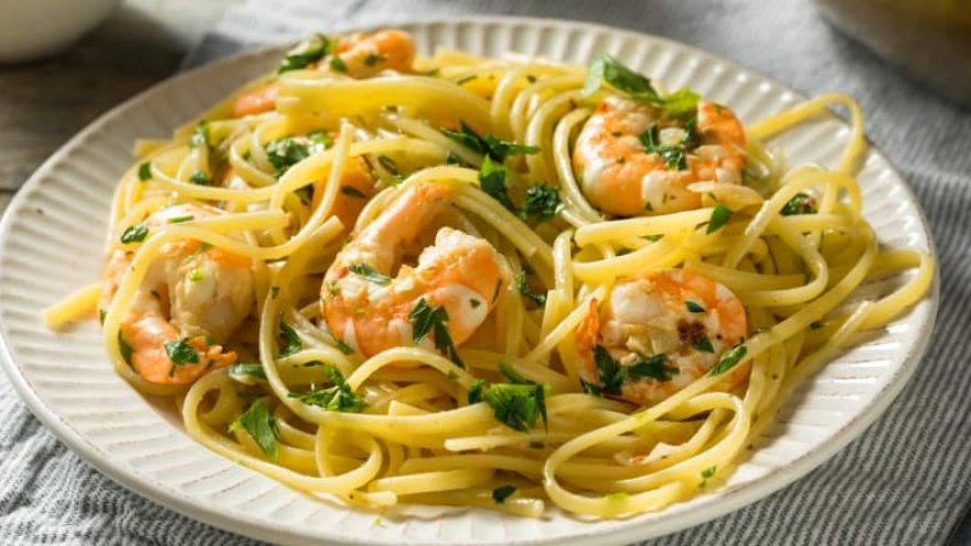 What to Serve with Shrimp Scampi