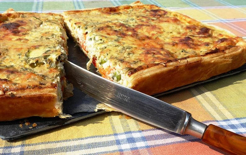 How to Reheat Quiche Easily