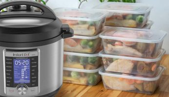 Easy steps for instant pot freezer meal cooking