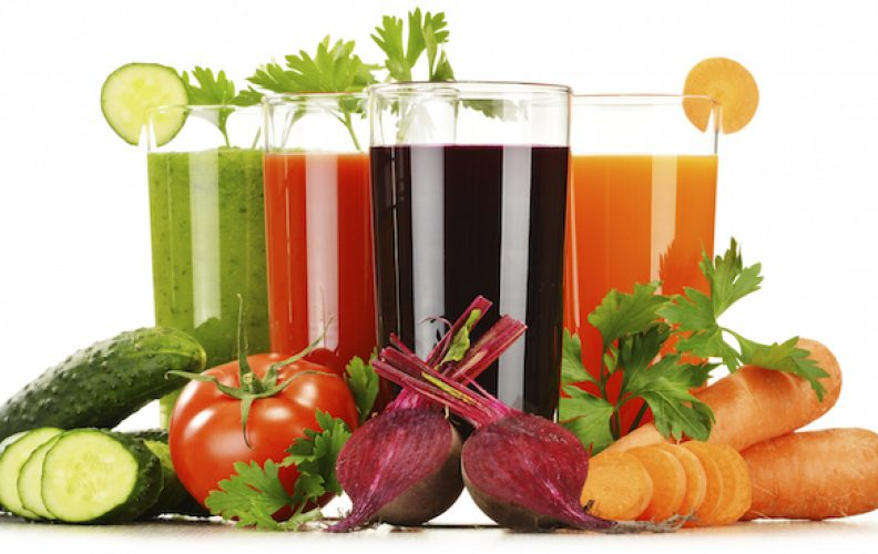 Juicing and Detox
