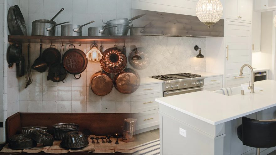 3 Super Easy Touch Ups for Your Outdated Kitchen