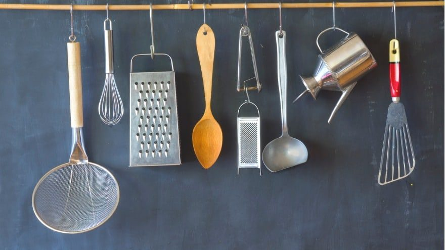 12 Kitchen Tools You Shouldn't Be Without