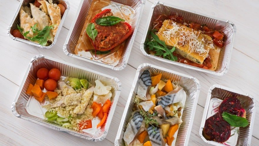 Starting a meal delivery service