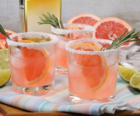 Paloma Tequila Drink