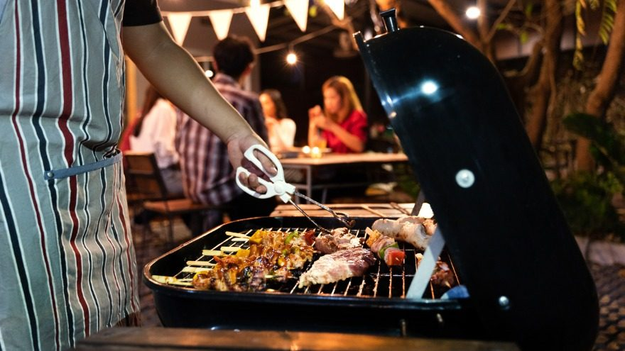 pellet grills with portable power