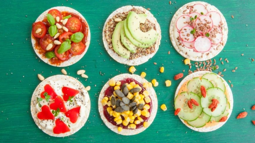 Best Rice Cake Toppings