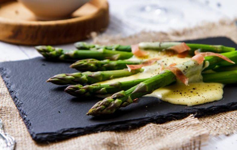 Sauce for asparagus
