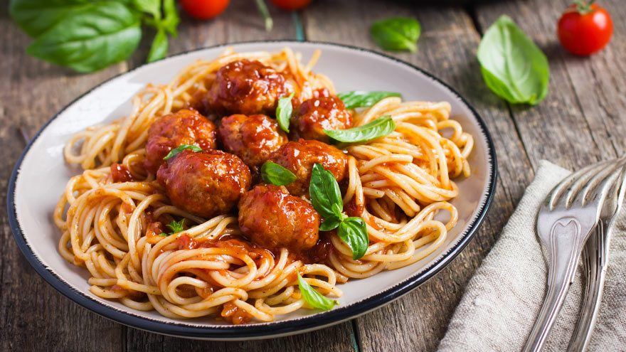 Side dishes for spaghetti