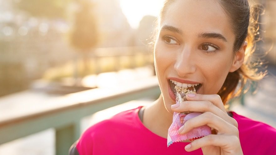 What to eat before a jog