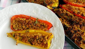 What to Serve with Stuffed Peppers ideas
