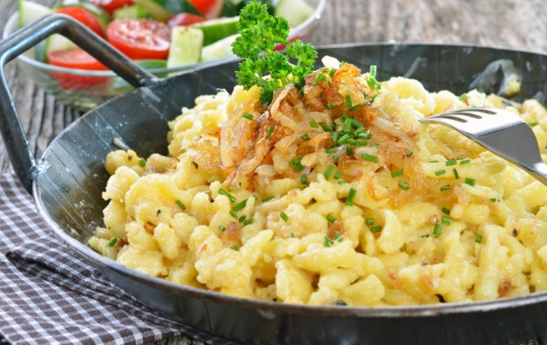 What to Serve with Spaetzle