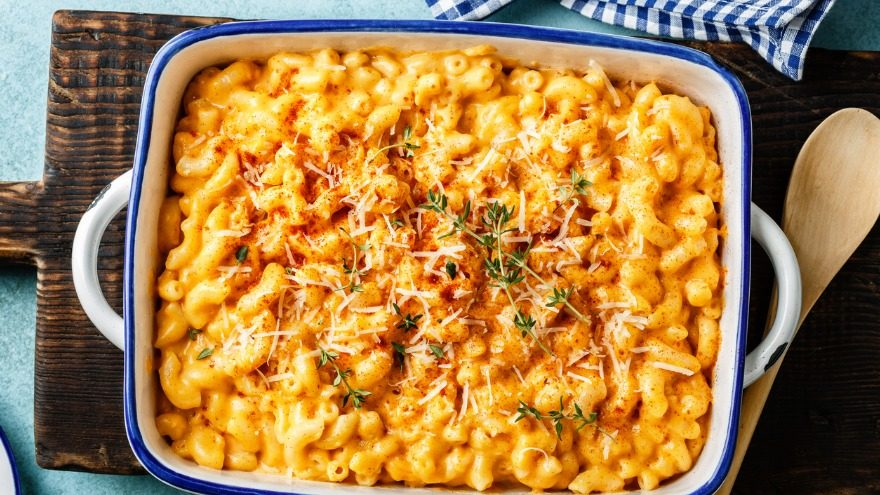 left over mac cheese ideas