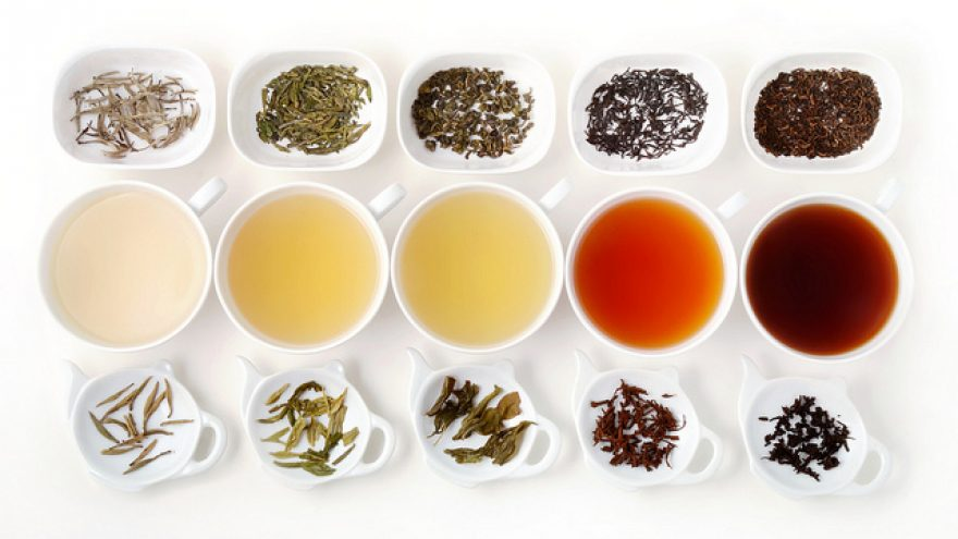 Top 10 Health Boosting Teas