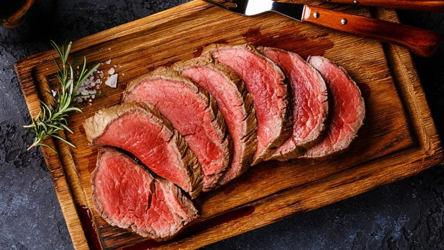 What to serve with beef tenderloin