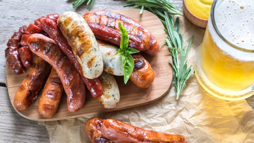 What to serve with brats
