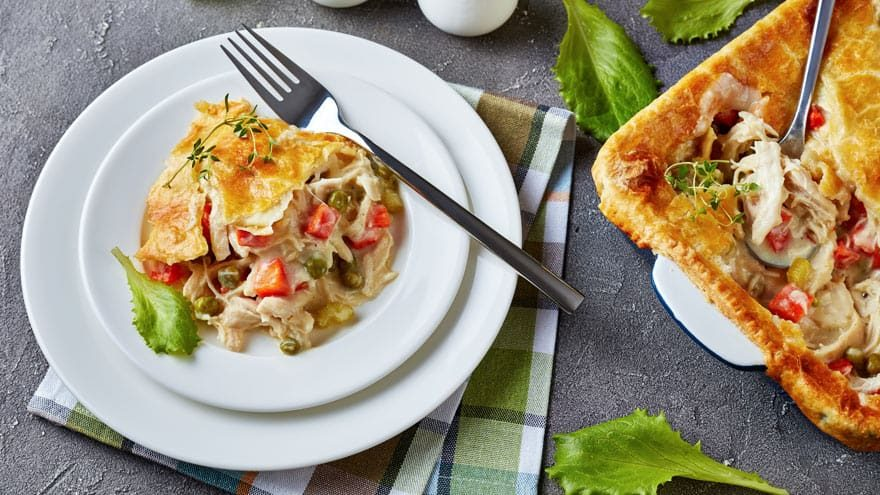 What to serve with chicken pot pie side dishes