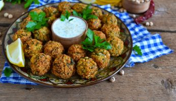 What to Serve with Falafel