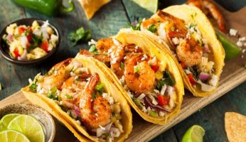 What to serve with fish tacos
