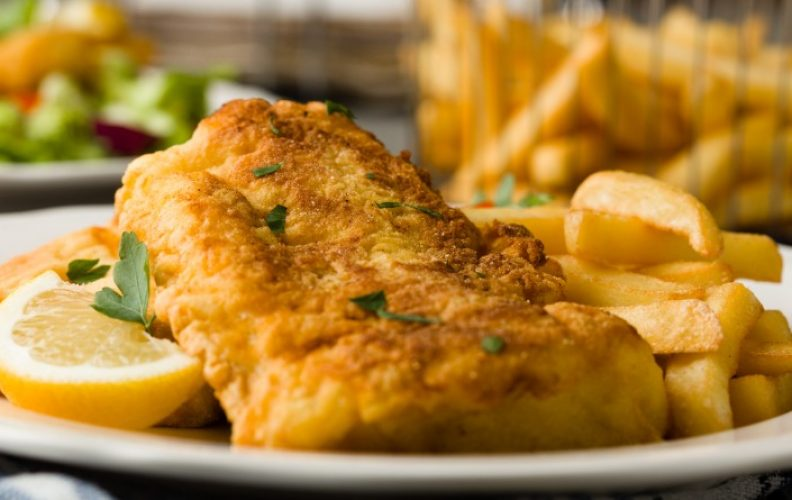 What to serve with fried fish
