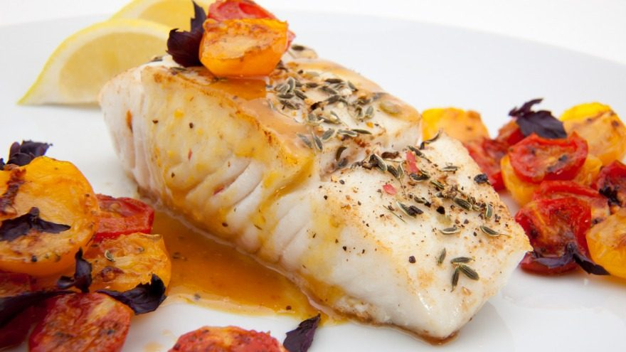 What to serve with halibut