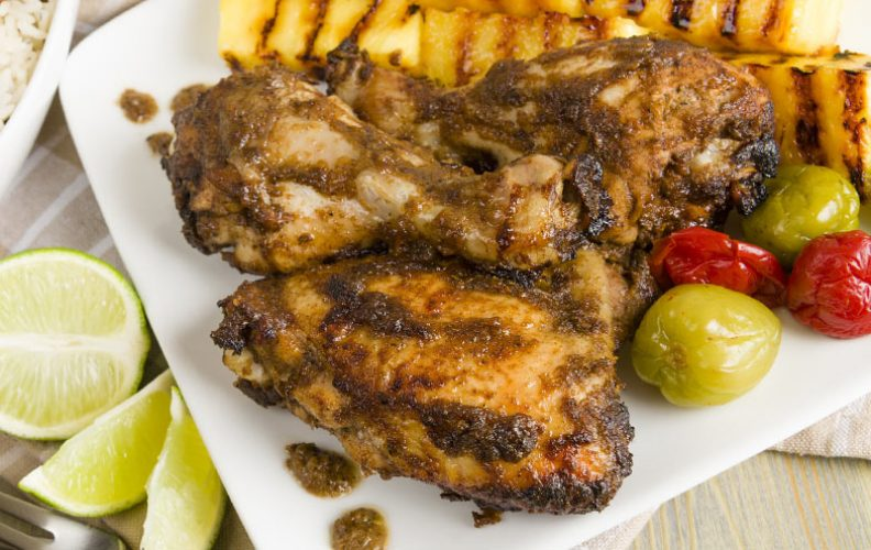 What to serve with jerk chicken