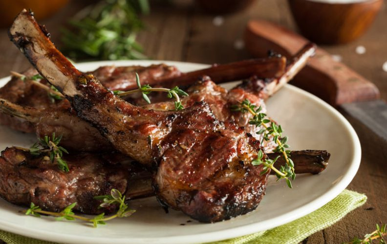 What to Serve with Lamb Chops