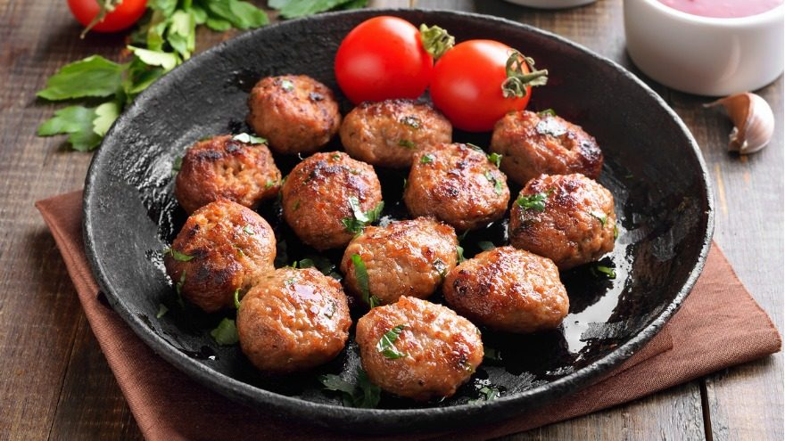 What to serve with meatballs