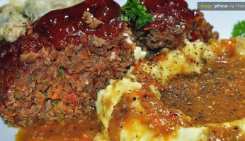 What to serve with meatloaf - 15 tasty sides
