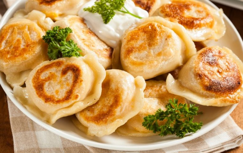 What to serve with perogies