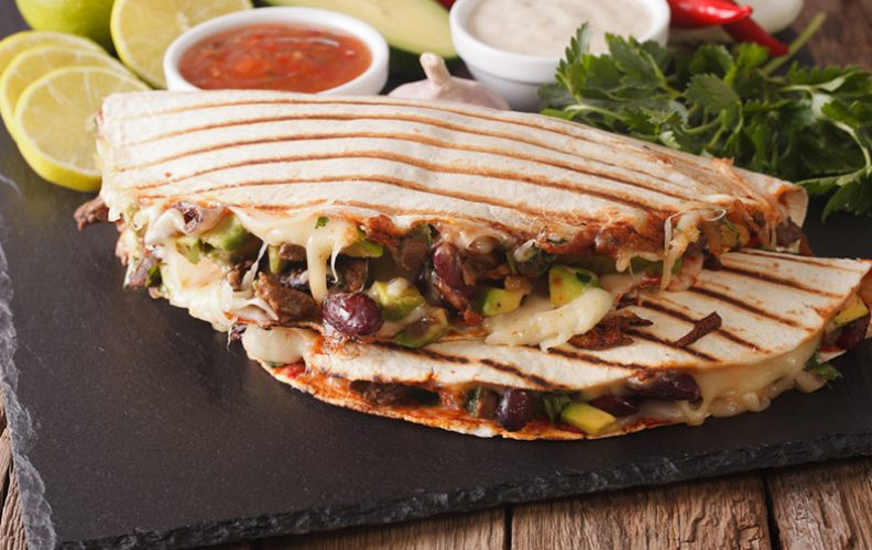 What to serve with quesadillas ideas