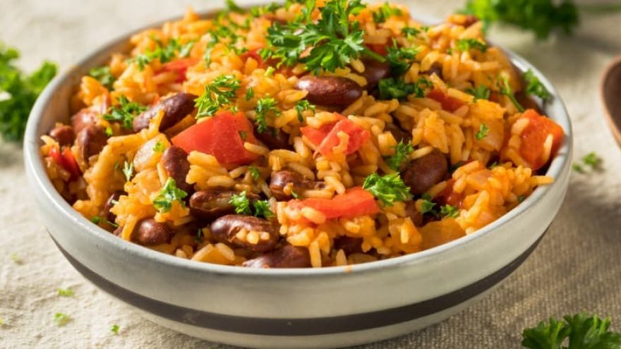 What to serve with red beans and rice