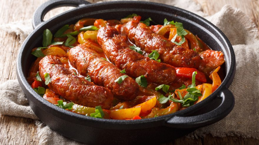 What to Serve with Sausage and Peppers