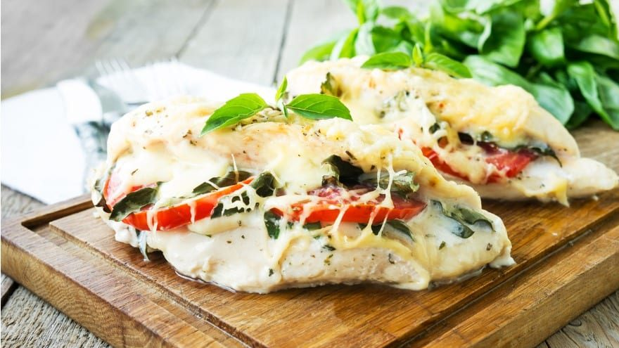 What to Serve with Caprese Chicken