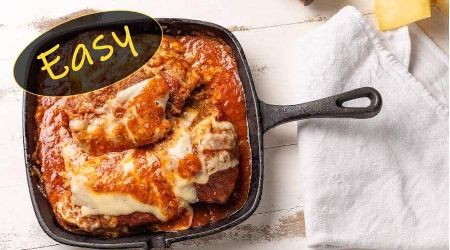 chicken parmesan side recipes 1