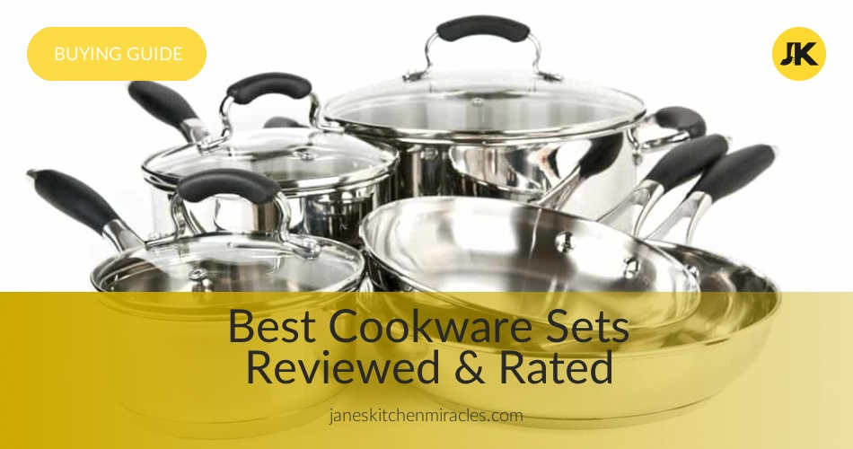 best cookware sets reviewed and tested in 2018 janeskitchenmiracles. Black Bedroom Furniture Sets. Home Design Ideas